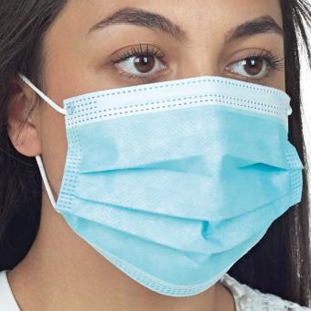 Mund-Nasenschutzmasken > 3-lagig